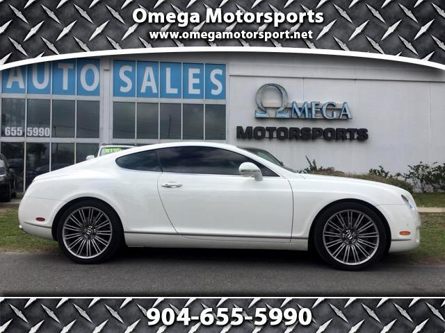 2010 Bentley Continental GT 2dr Cpe Speed