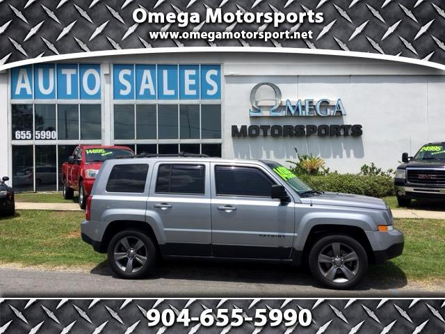 2015 Jeep Patriot HIGH ALTITUDE 2WD