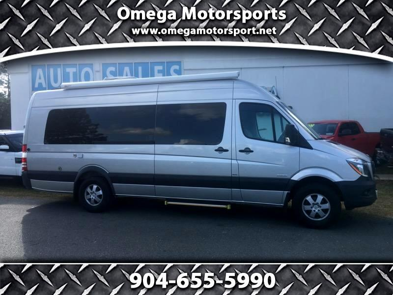 "2014 Mercedes-Benz Sprinter 2500 170"" EXT"