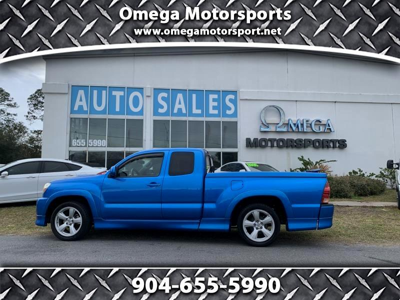 2007 Toyota Tacoma 2WD Access V6 MT X-Runner (Natl)