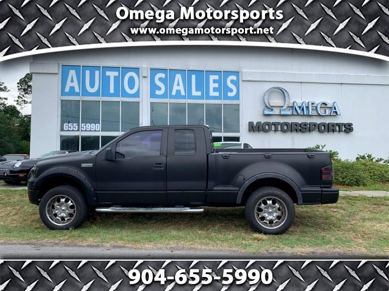 2006 Ford F-150 Supercab Flareside 145