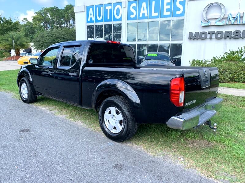 2007 Nissan Frontier 2WD Crew Cab LWB Auto SE *Late Avai