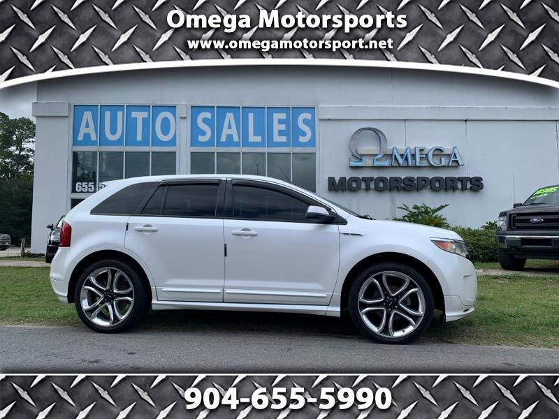 2011 Ford Edge 4dr Sport FWD