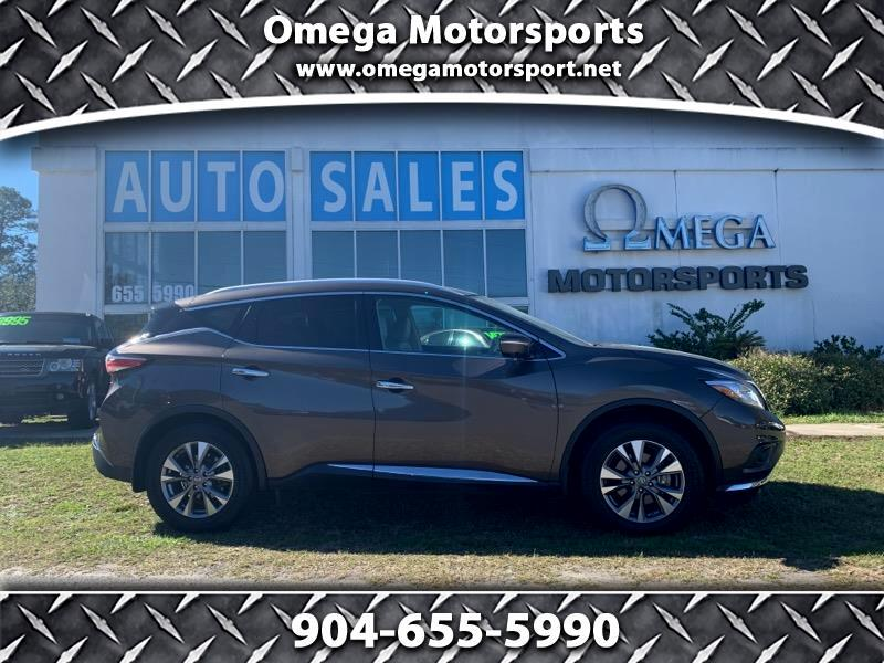 Nissan Murano FWD 4dr SL 2015