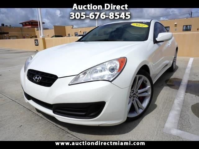 2011 Hyundai Genesis Coupe 2.0T Premium Manual