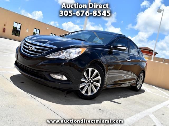 2014 Hyundai Sonata Limited Auto