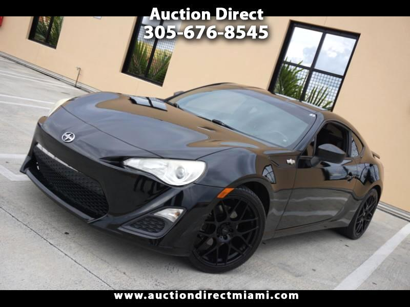 2013 Scion FR-S 2dr Cpe Man Release Series 1.0 (Natl)