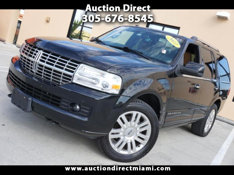 2011 Lincoln Navigator Ultimate 2WD