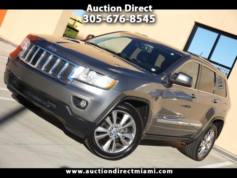 2013 Jeep Grand Cherokee Laredo Special Edition 2WD