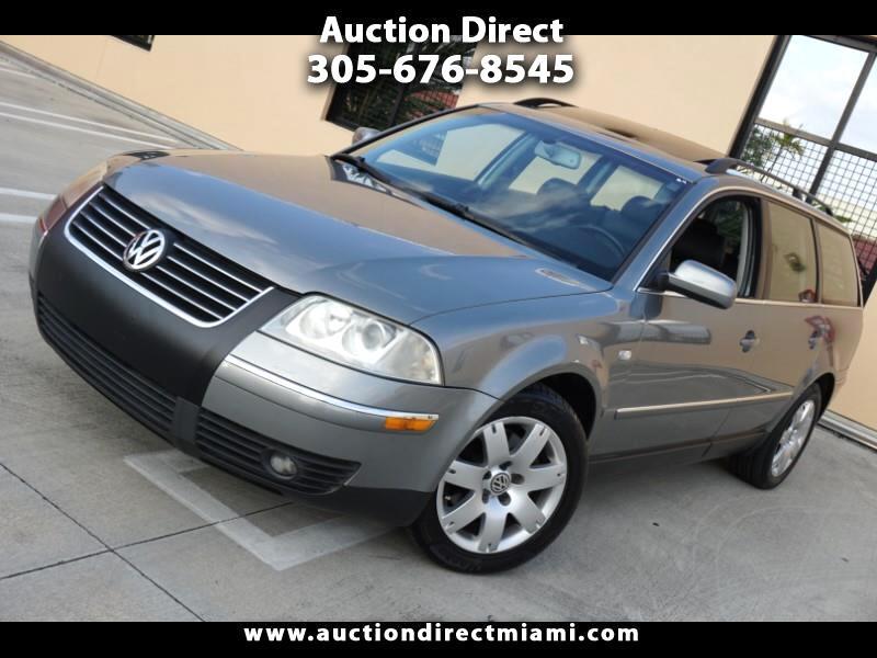 2003 Volkswagen Passat Wagon GLX