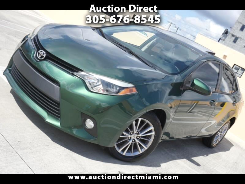2014 Toyota Corolla LE Eco Premium CVT