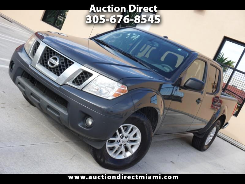 2014 Nissan Frontier 2WD Crew Cab LWB Auto SV