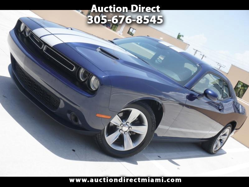 2016 Dodge Challenger 2dr Cpe SXT 100th Anniversary Appearance Group