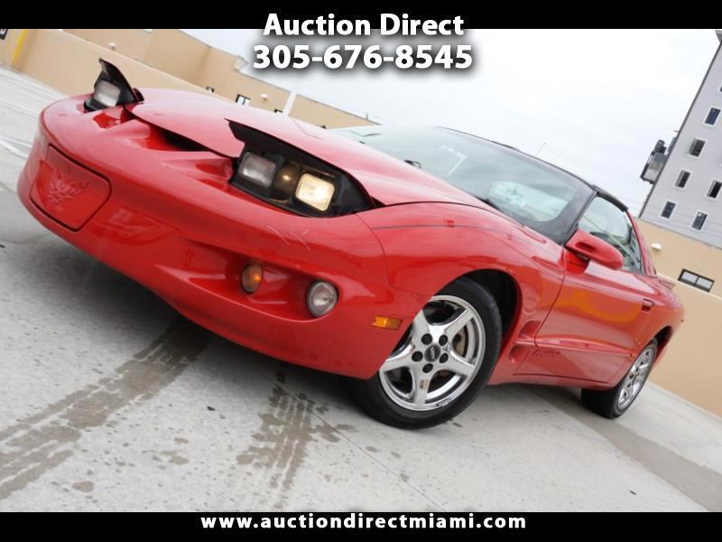 2001 Pontiac Firebird 2dr Cpe Firebird