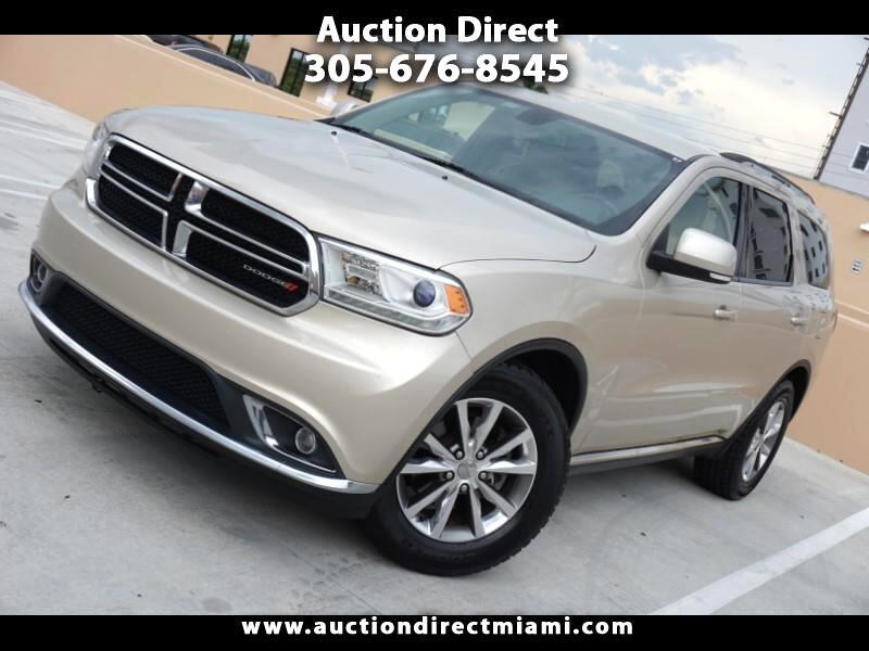 2014 Dodge Durango Limited 2WD