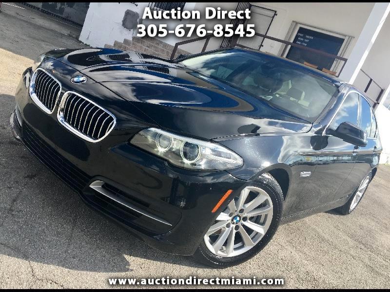 BMW 5-Series 528i 2014