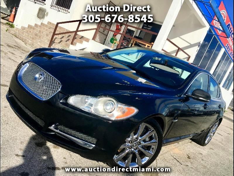 Jaguar XF-Series XF Premium 2011
