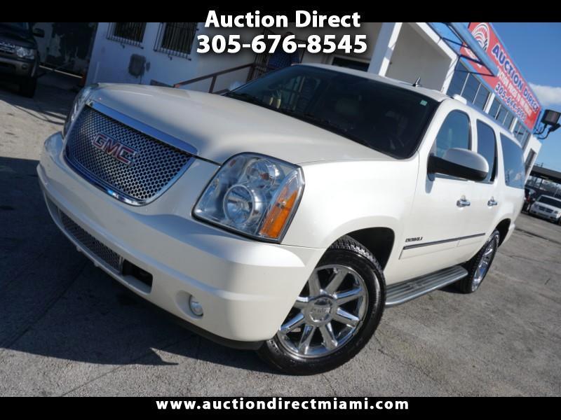 GMC Yukon Denali XL 4WD 2011