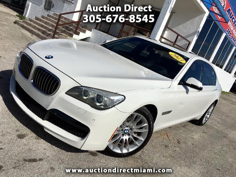 BMW 7-Series 740iL 2013
