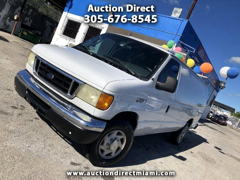 Ford Econoline E-350 Super Duty Extended 2005