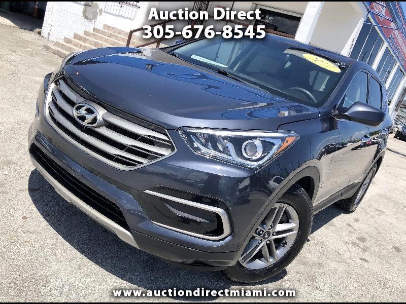 Hyundai Santa Fe Sport 2.4 FWD 2017