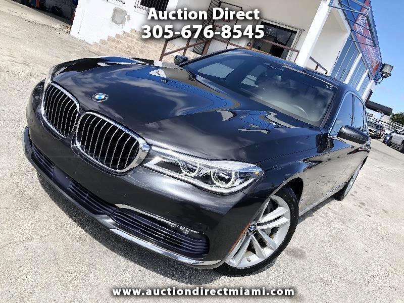 BMW 7-Series 750i xDrive 2016