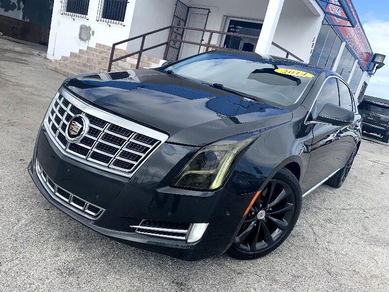 Cadillac XTS Luxury FWD 2014