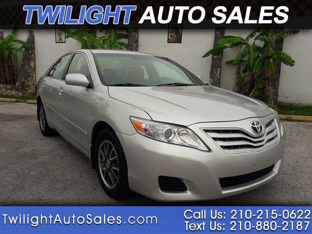 2010 Toyota Camry Base 6-Spd AT