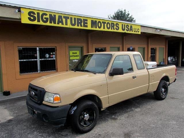 2008 Ford Ranger Sport SuperCab 2WD