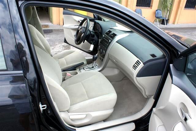 2011 Toyota Corolla S 5-Speed MT