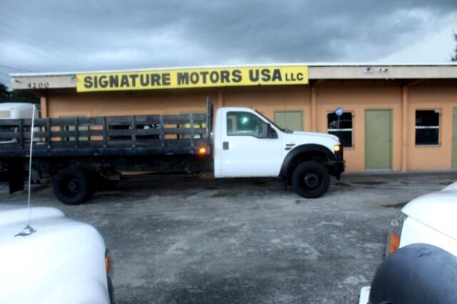 2008 Ford F-550 Regular Cab 2WD DRW