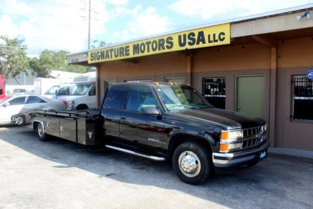1998 Chevrolet C/K 3500 Ext. Cab 2WD