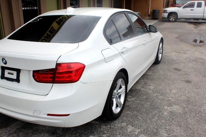 2013 BMW 3-Series 328i Sedan - SULEV