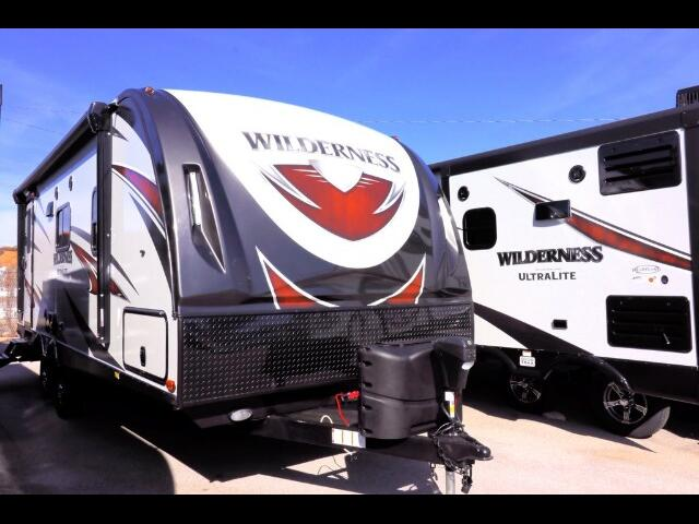 2018 Heartland Wilderness 2185RB