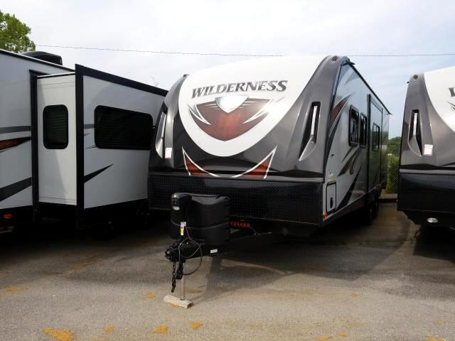 2018 Heartland Wilderness WD 2450FB