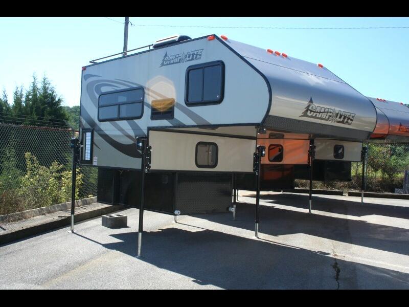 Used 2019 Livin Lite Camplite Truck Camper for Sale in