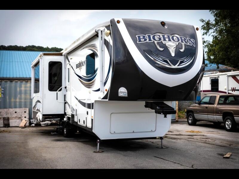 2015 Heartland Big Horn 3160EL