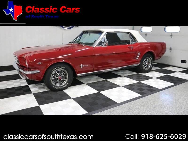 Ford Mustang 2dr Conv 1966