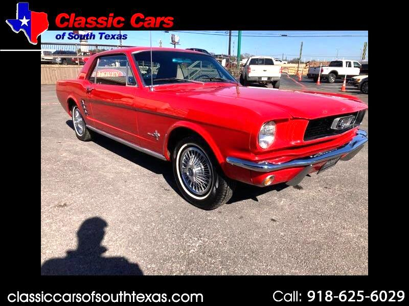 Ford Mustang 2dr Coupe 1966