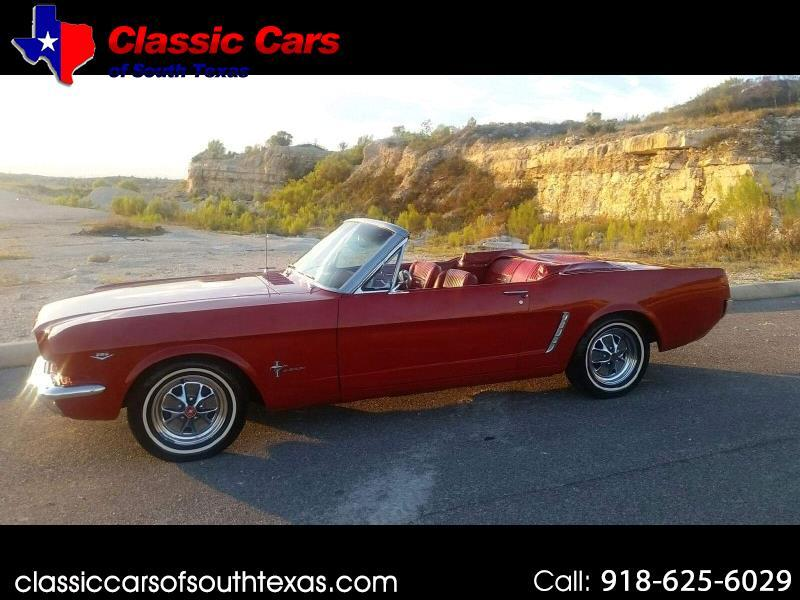 Ford Mustang 2dr Conv 1965