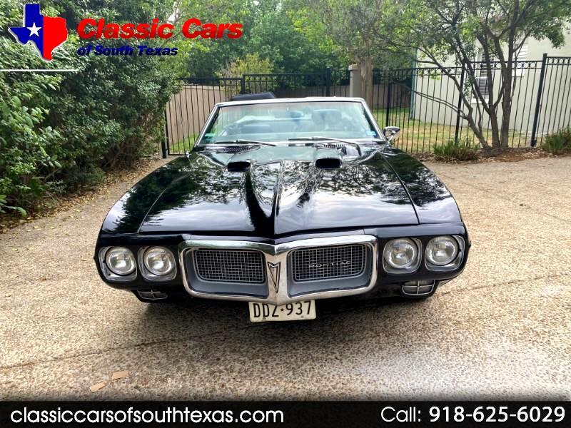 Pontiac Firebird 2dr Conv Firebird 1969