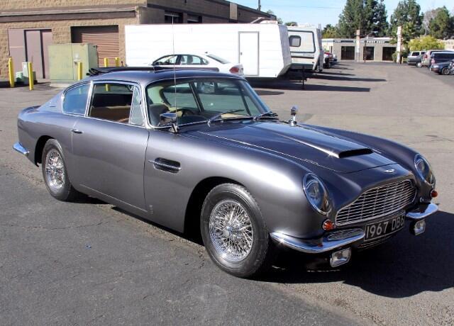 1967 Aston Martin DB7
