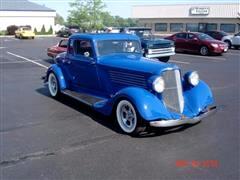 1934 Chrysler CI-6 Coupe