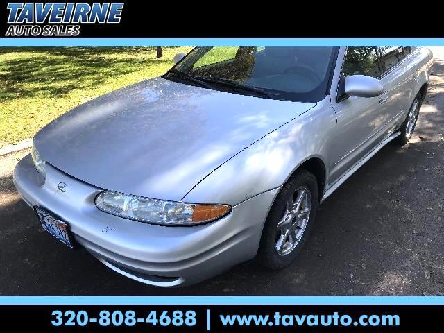 2001 Oldsmobile Alero GLS Sedan