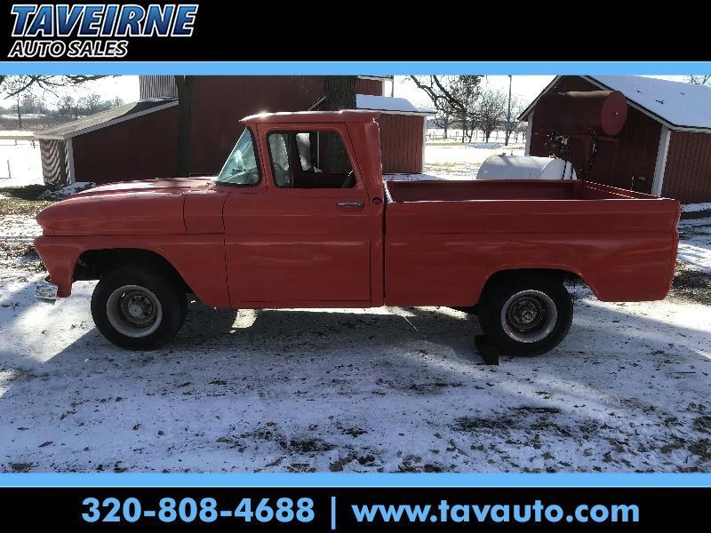 1962 Chevrolet Trucks C10