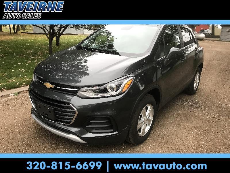 Chevrolet Trax LT FWD 2017