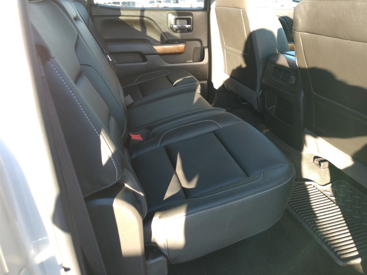 Chevrolet Silverado 1500 LTZ Crew Cab 4WD 2016