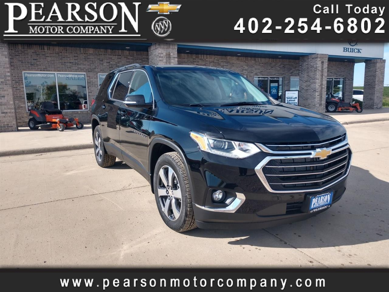 2020 Chevrolet Traverse LT Feather AWD