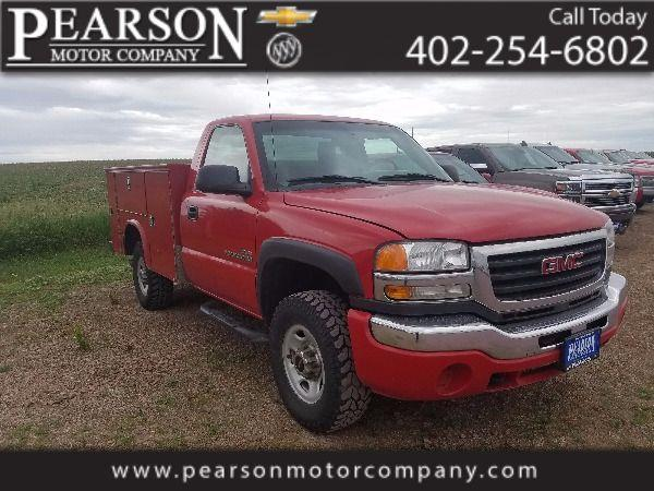 2005 GMC Sierra 2500HD SLE Long Box 4WD