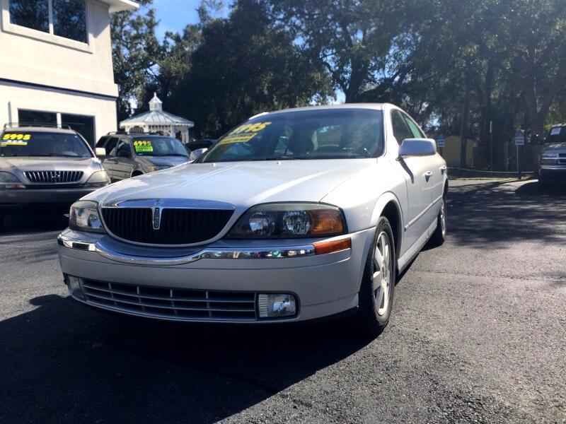 Lincoln LS V6 Base 2002
